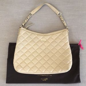 Kate Spade Gold Coast Serena Shoulder Bag w Duster